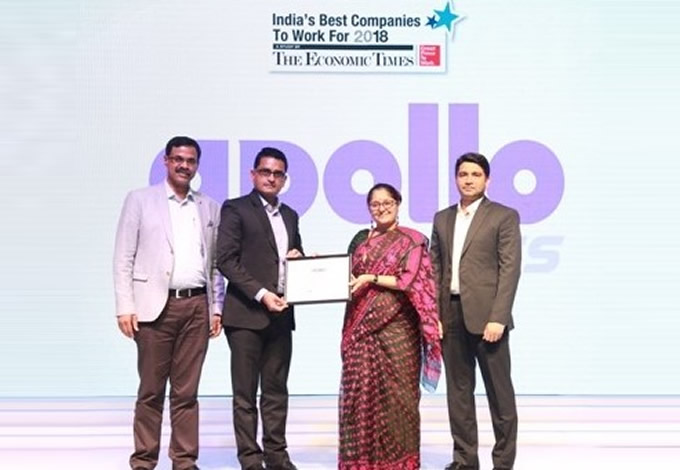 India's Best Companies to Work For (2018)